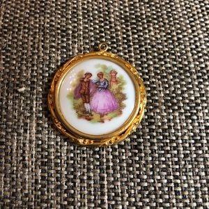 Antique vintage pendant